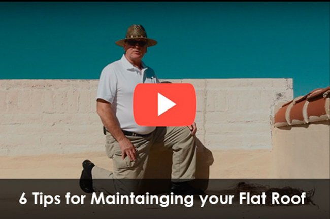 Tips to maintaining your roof coating