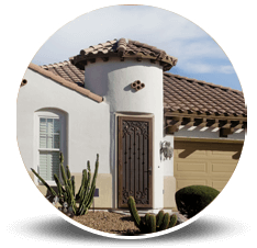 Professional exterior painting services offered by ProTegrity